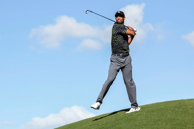 Tiger Woods se retrouve au dernier rang parmi... (Photo Willie J. Allen Jr., AP)