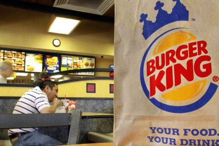 Burger King a le vent en poupe ces... (Photo Seth Perlman, archives AP)