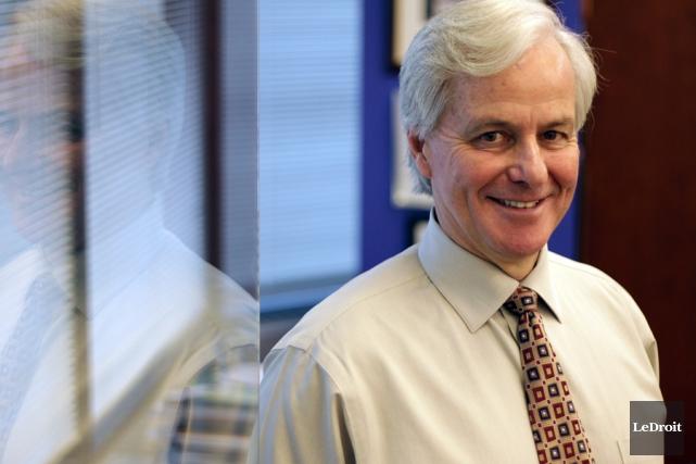 Selon Russel Williams, président de Rx & D,... (PHOTO ÉTIENNE RANGER, LE DROIT)
