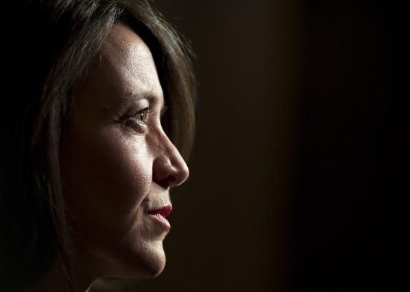 Nathalie Provost... (Photo PC)