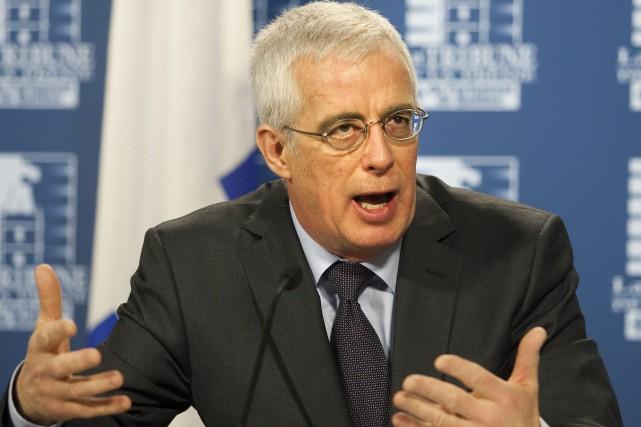 Le commissaire à l'éthiqueJacques Saint-Laurent recommande «qu'aucune sanction... (Archives La Presse Canadienne)