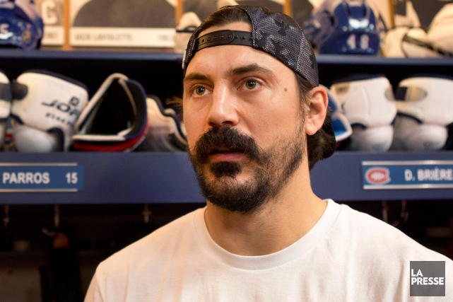 George Parros... (Photo Robert Skinner, archives La Presse)