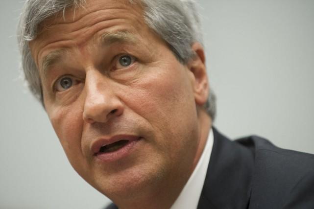 Jamie Dimon... (Photo Saul LOEB, archives AFP)