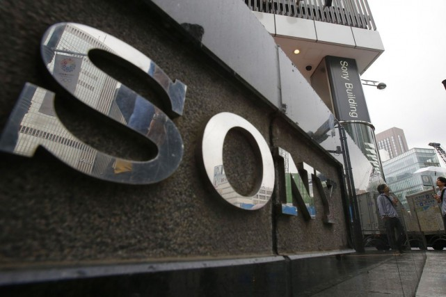 Sony Pictures a été victime d'un vol «très... (Photo Shizuo Kambayashi, archives AP)
