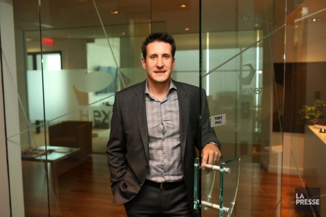Jean-René Adam est cochef des placements et vice-président,... (Photo Martin Chamberland, La Presse)