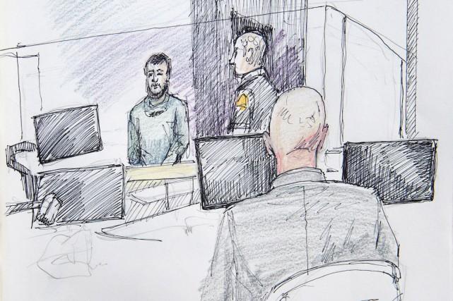 Un juge du Nouveau-Brunswick a ordonné vendredi la divulgation des preuves... (Illustration Carol Taylor, Archives La Presse Canadienne)