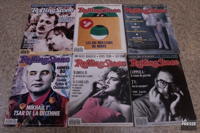 Le magazine Rolling Stone a créé la surprise vendredi en exprimant ses... (Photo La Presse)