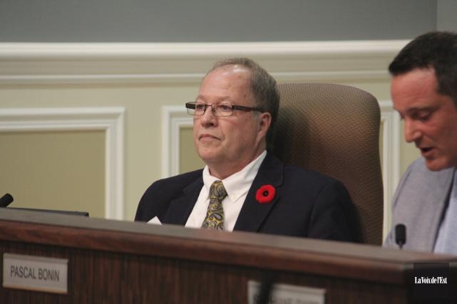 Le conseiller municipal à Granby Jean-Luc Nappert croit... (photo archives La Voix de l'Est)