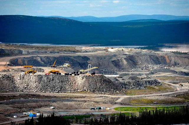 Selon la présidente de la Conférence régionale des... (Photo fournie par Cliffs Natural Resources)