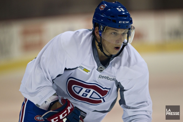 Sven Andrighetto... (PHOTO OLIVIER JEAN, ARCHIVES LA PRESSE)