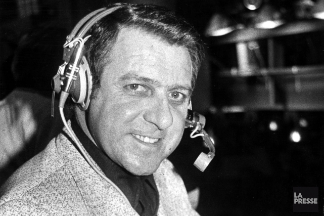 Gilles Tremblay a étét commentateur à la télévision pendant... (PHOTO DENIS COURVILLE, ARCHIVES LA PRESSE)