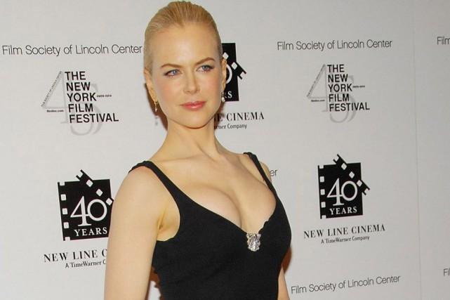 Nicole Kidman... (Photo archives AP)