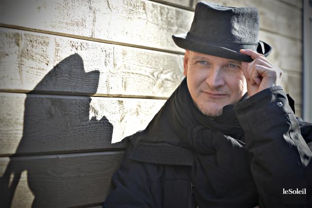 Le chef de choeur des Rhapsodes, David Rompré,... (Photo Le Soleil, Pascal Ratthé)