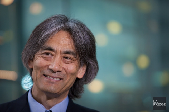 Kent Nagano... (PHOTO ANDRÉ PICHETTE, ARCHIVES LA PRESSE)