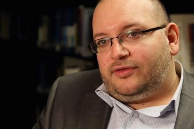 Jason Rezaian, chef de bureau du quotidien à... (Photo Zoeann Murphy/The Washington Post, Reuters)