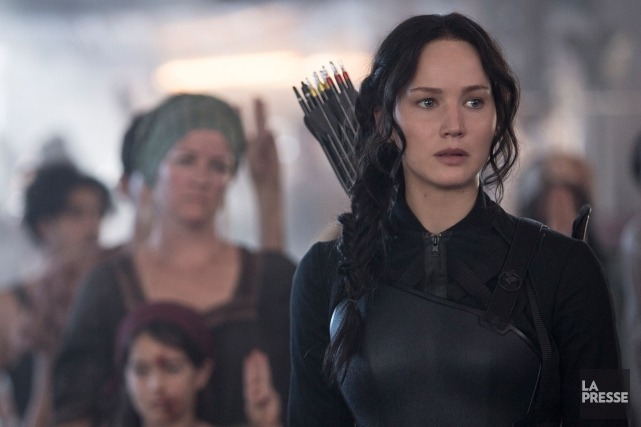 The Hunger Games est classé G (Général) au... (Photo: archives La Presse)