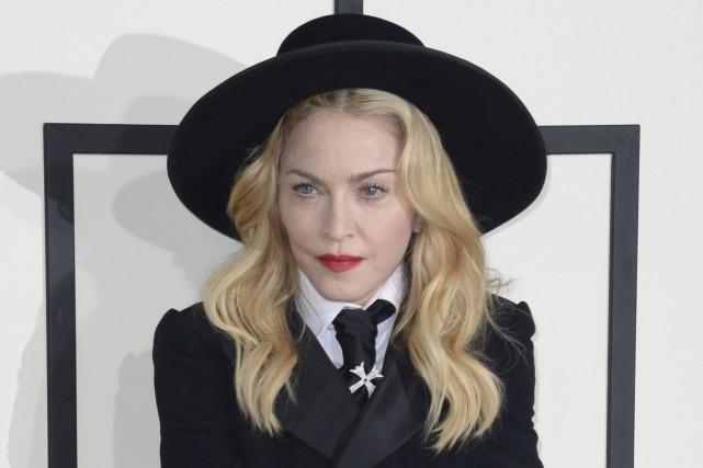 Madonna...