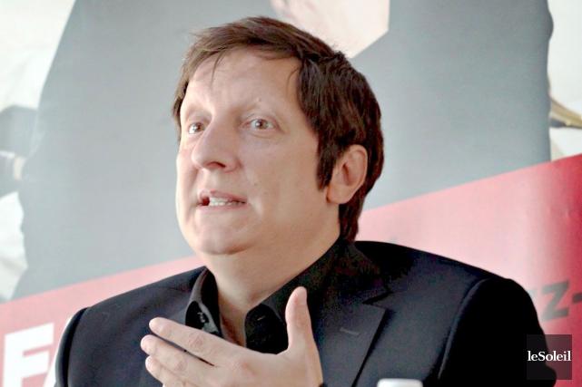 Robert Lepage défend depuis des années leprojet dela... (Photothèque Le Soleil, Pascal Ratthé)