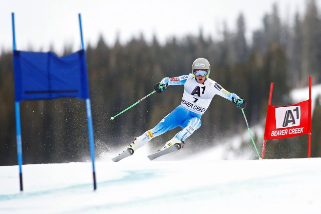 Ted Ligety... (PHOTO CHRIS HUMPHREYS, USA TODAY)
