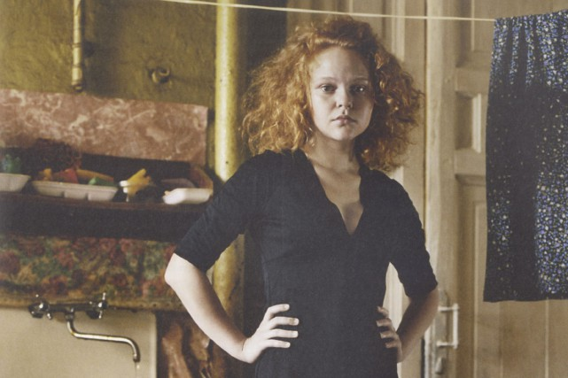 Chambre à la robe noire dans un kommunalki,... (Photo tirée du livre Histoire de chambres)