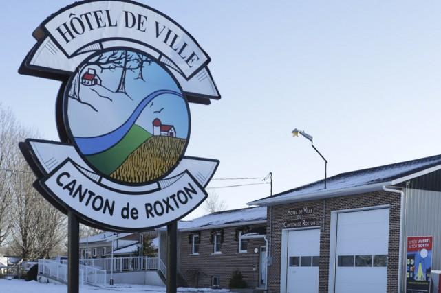 La liste électorale du Canton de Roxton compte... (photo Catherine Trudeau)