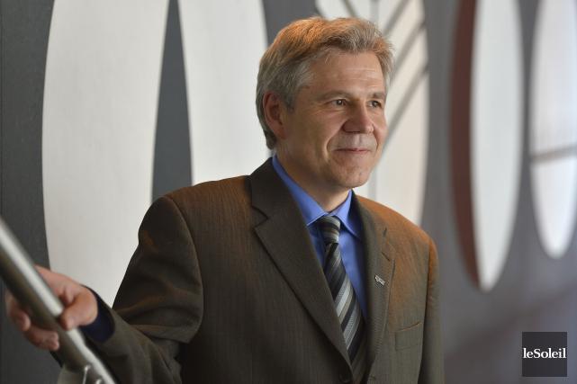 André Bourret, directeur des études et dela recherche... (PHOTO ARCHIVES LE SOLEIL)