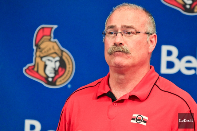 Paul MacLean... (Photo Patrick Woodbury, archives Le Droit)