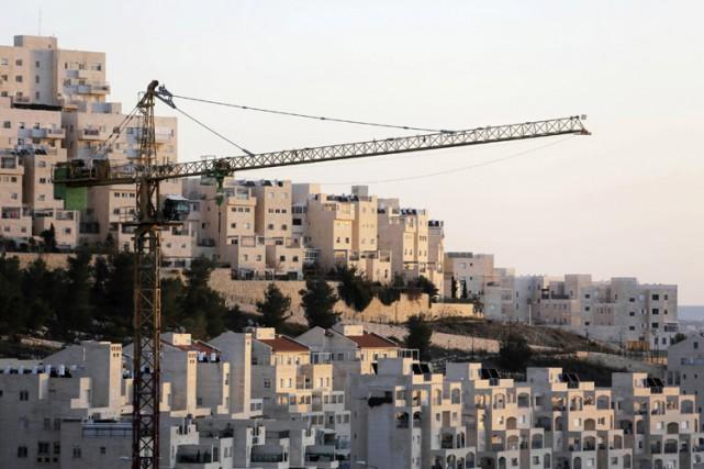 La colonisation est «illégitime» et «contraire aux intérêts... (Photo: Reuters)