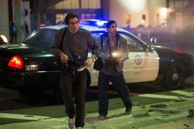 Nightcrawler, mettant en vedetteJake Gyllenhaal, fait partie des... (Bold Films)