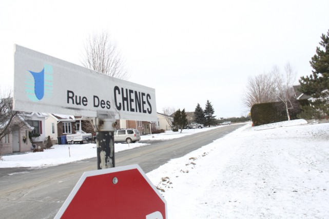 La Ville de Waterloo souhaite trouver une solution... (photo Janick Marois)