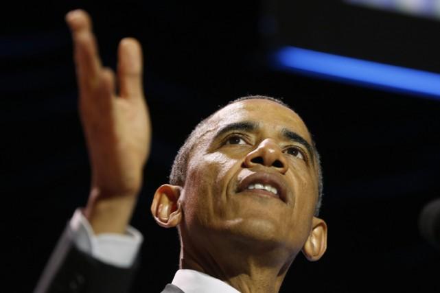 Selon Barack Obama, la situation s'est améliorée au... (Photo: Reuters)