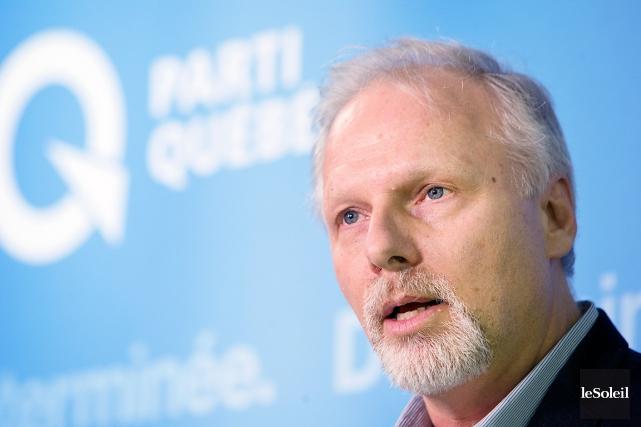 Si Jean-François Lisée devenait chef, le Parti québécois... (Photothèque Le Soleil)
