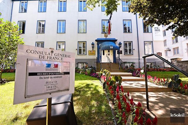 La Maison Kent, située au 25, rue Saint-Louis,... (Photothèque Le Soleil, Patrice Laroche)