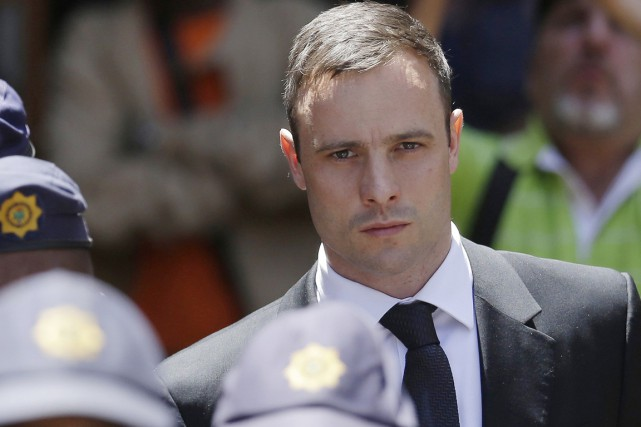 Oscar Pistorius.... (PHOTO THEMBA HADEBE, ARCHIVES AP)