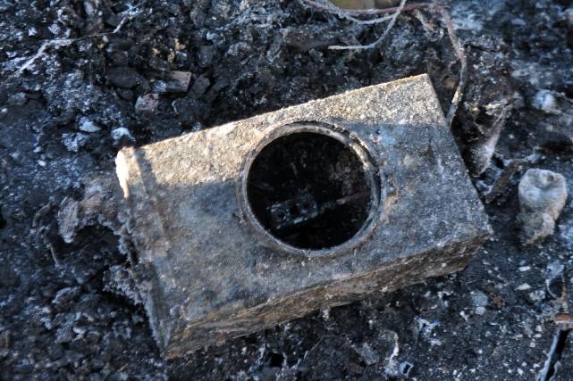 Il est de plus en plus évident que l'incendie qui a ravagé la résidence située... (Archives Rocket Lavoie)