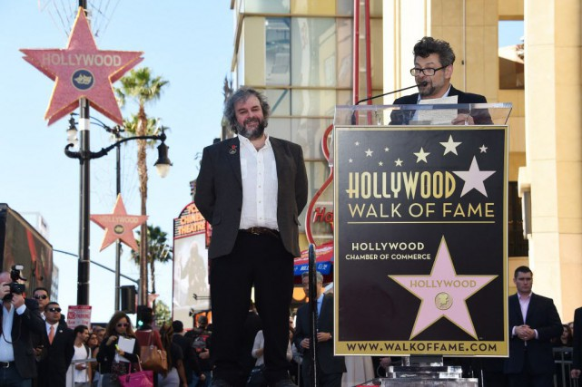 Le réalisateur de 53 ans a dévoilé lundi... (PHOTO ROBYN BECK, AFP)