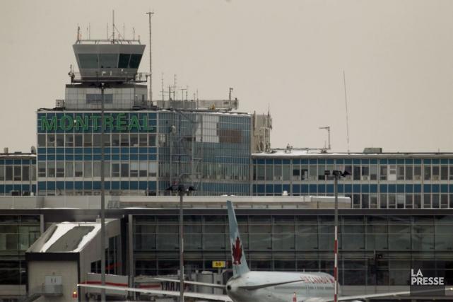 Les transporteurs aériens se préparent déjà pour la... (PHOTO MARTIN CHAMBERLAND, ARCHIVES LA PRESSE)