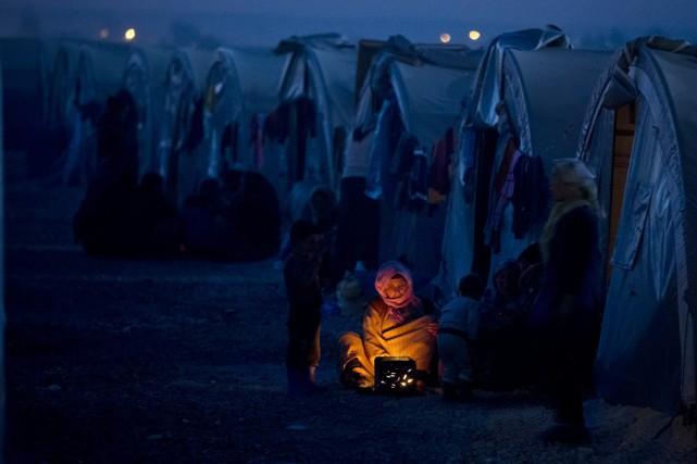 À elle seule, la crise syrienne va absorber... (PHOTO VADIM GHIRDA, ARCHIVES AP)