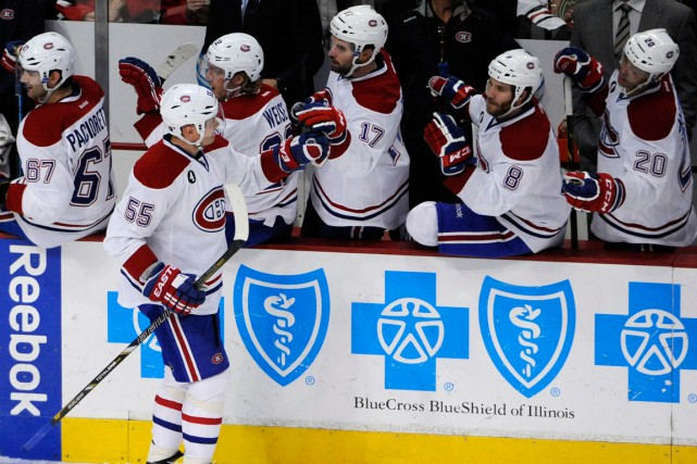 La LNH, plus que n'importe quelle autre ligue... (Photo David Banks, USA Today Sports)