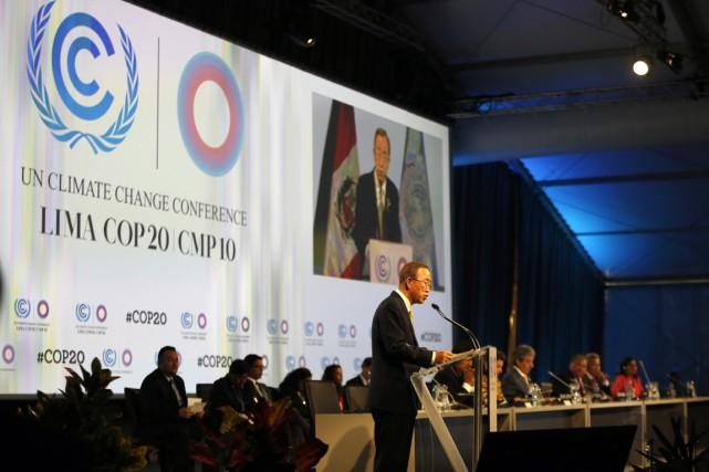 Le secrétaire général de l'ONU a appelé à... (PHOTO MARIANA BAZO, REUTERS)