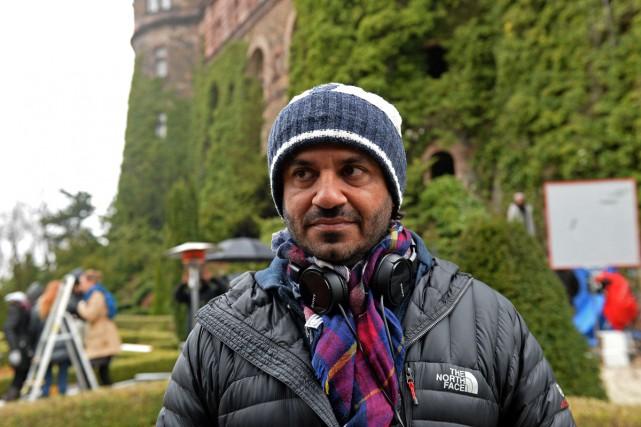 Le metteur en scène vedette Vikas Bahl tourne... (Photo: AFP)