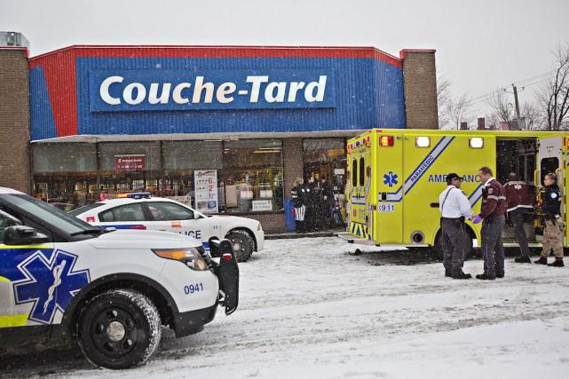 La police de Montréal enquête sur une agression qui aurait laissé un homme... (PHOTO FÉLIX O.J. FOURNIER, COLLABORATION SPÉCIALE)