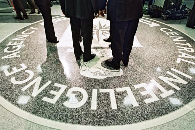 D'anciens responsables de l'agence américaine d'espionnage CIA, accusée par un... (Photo: The New York Times)