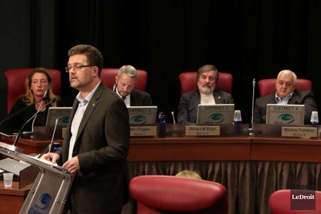 La Ville de Gatineau a adopté à l'unanimité,... (Patrick Woodbury, LeDroit)