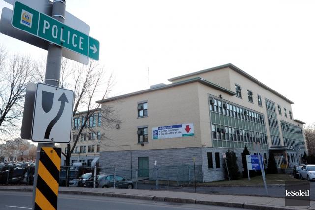 Le chef de la police de Québec n'a... (Photothèque Le Soleil)