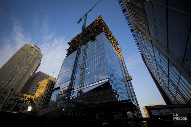 Occupation des bureaux: le centre ville bat de laile maxime