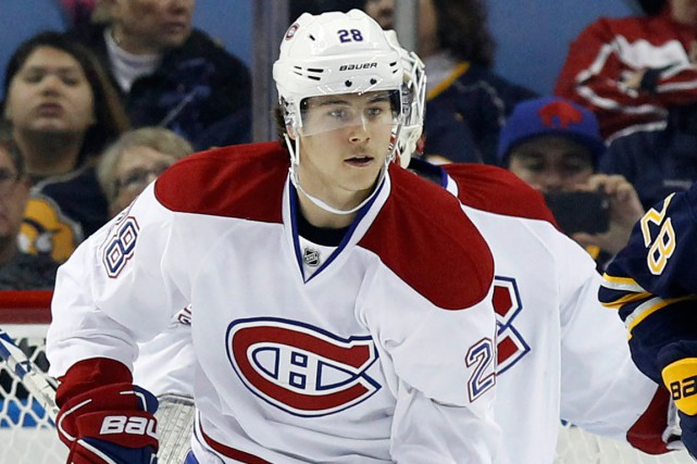 Michel Therrien trouve que Nathan Beaulieu «se développe... (Photo Kevin Hoffman, USA Today Sports)