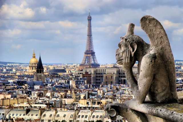 Dans le monde, le tourisme ne cesse de... (Photo Digital/Thinkstock)