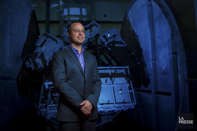 Mathieu Arsenault est directeur R & D et... (PHOTO OLIVIER JEAN, LA PRESSE)