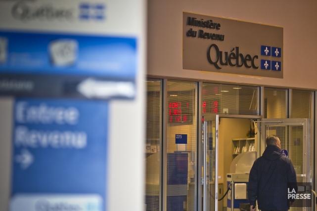Revenu Québec impose des amendes totalisant plus de 233000$ pour deux... (Archives La Presse)
